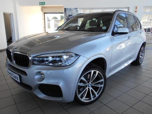 2016 BMW X5 xDRIVE30d M-Sport Auto Gauteng Isando_0