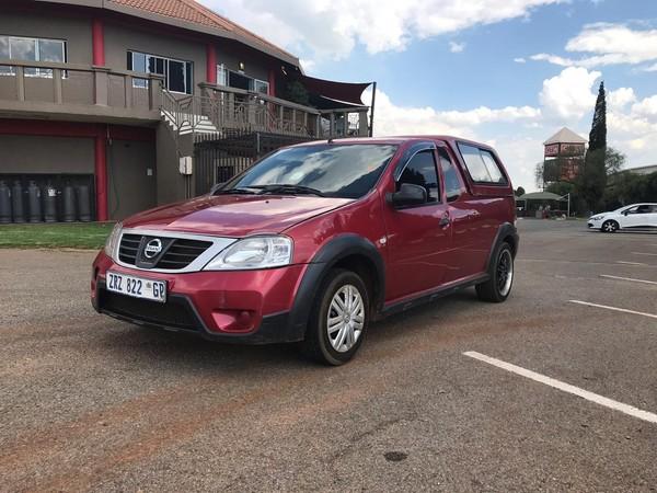 2010 Nissan NP200 1.6  Pu Sc  Gauteng Brakpan_0