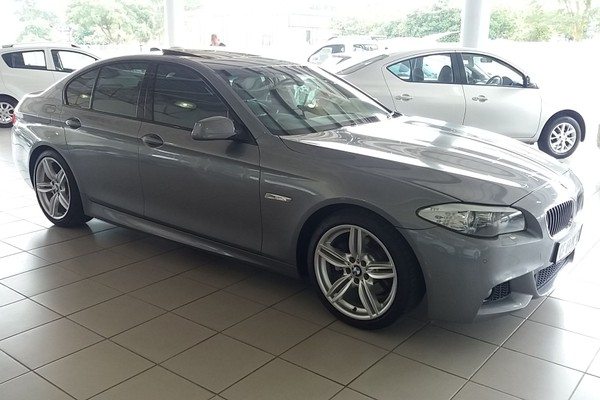 2012 BMW 5 Series 520i AT F10 M-Sport Gauteng Pretoria_0