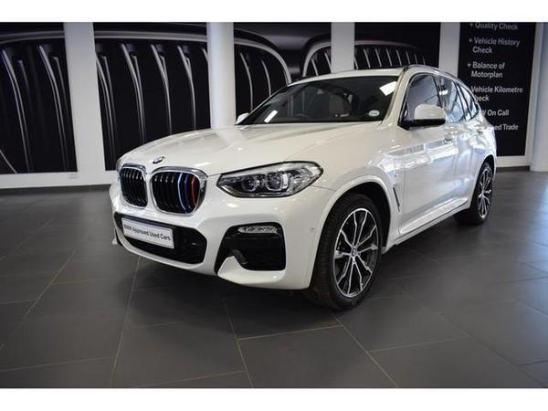 2019 BMW X3 xDRIVE 30d M Sport G01 Gauteng Pretoria_0