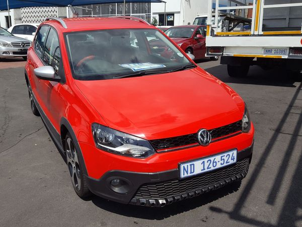 2011 Volkswagen Polo 1.6 Tdi Cross  Kwazulu Natal Durban_0