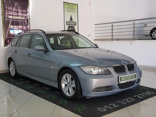2005 BMW 3 Series 325i Touring At e91  Gauteng Pretoria_0