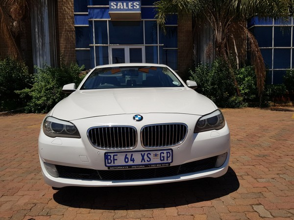 2011 BMW 5 Series 530d Auto Gauteng Pretoria West_0