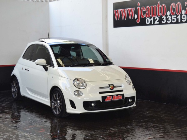 2014 Abarth 500 1.4T 595 Gauteng Pretoria_0