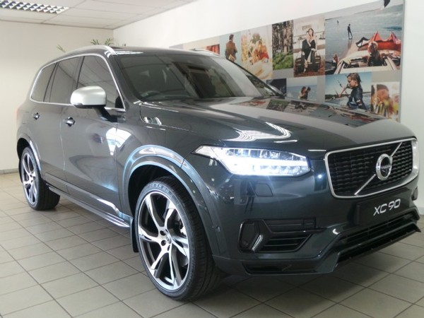 Used Volvo XC90 T8 Twin Engine R-Design AWD (Hybrid) for sale in