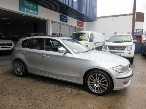 2010 BMW 1 Series 118i e87  Kwazulu Natal Durban_0