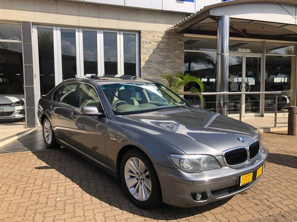 2008 BMW 7 Series 730d Full Individual e65  Kwazulu Natal Richards Bay_0