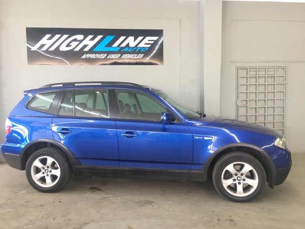 2006 BMW X3 3.0d At  Gauteng Vereeniging_0
