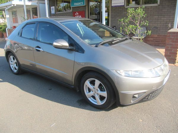 2009 Honda Civic 1.8i-vtec Exi 5dr  Kwazulu Natal Pinetown_0