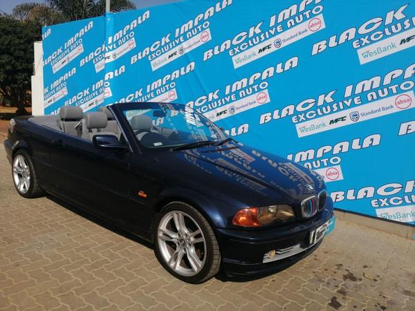 2003 BMW 3 Series 330i Ci Convertible At e46  Gauteng Pretoria North_0