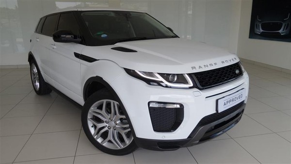2016 Land Rover Evoque 2.0 Si4 HSE Dynamic Gauteng Roodepoort_0