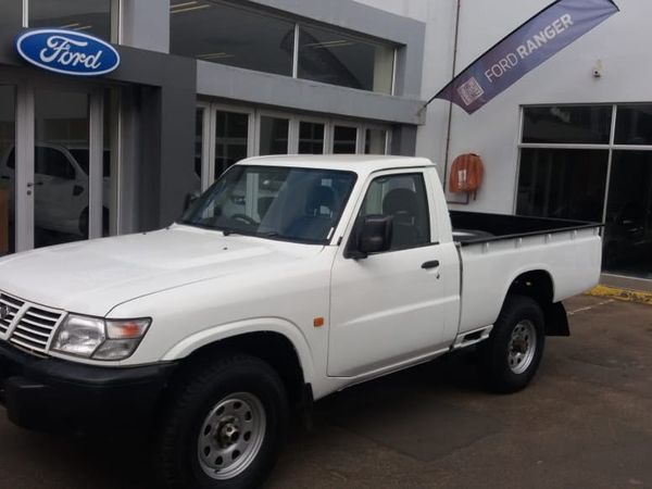 2007 Nissan Patrol 4.2d 4x4 Pu Sc  Kwazulu Natal Eshowe_0
