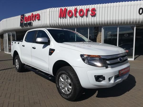 2015 Ford Ranger 2.2TDCi XL 4X4 Double Cab Bakkie Free State Bloemfontein_0