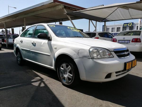 2009 Chevrolet Optra 1.6 L  Kwazulu Natal Durban_0