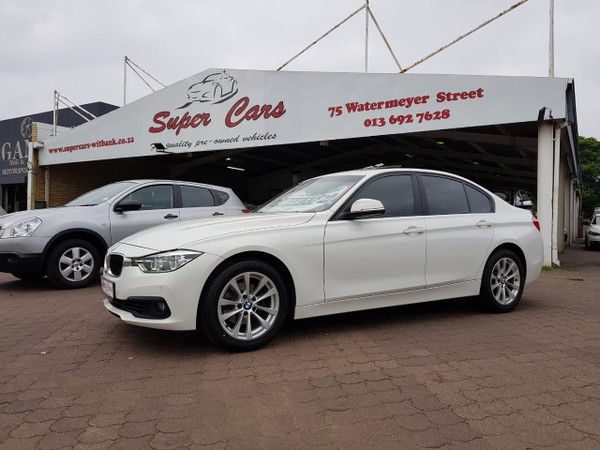 2015 BMW 3 Series 320i Auto Mpumalanga Witbank_0