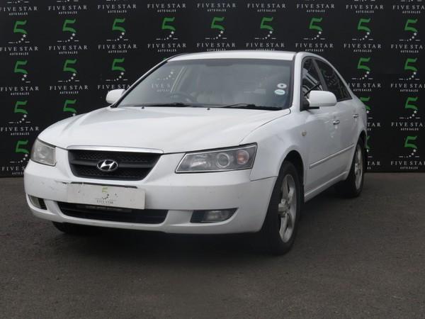 2006 Hyundai Sonata 2.4 Gls At  Gauteng Johannesburg_0