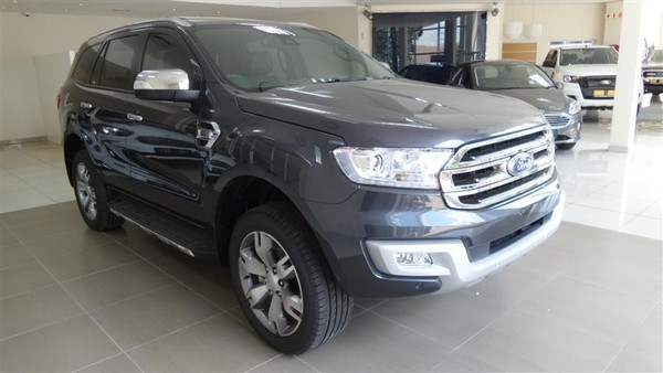 2019 Ford Everest 3.2 LTD 4X4 Auto Gauteng Menlyn_0