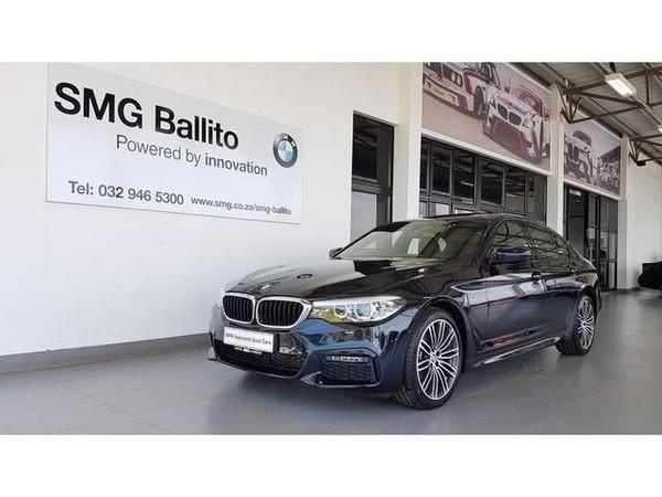 2018 BMW 5 Series 520d M Sport Kwazulu Natal Kwazulunatal_0