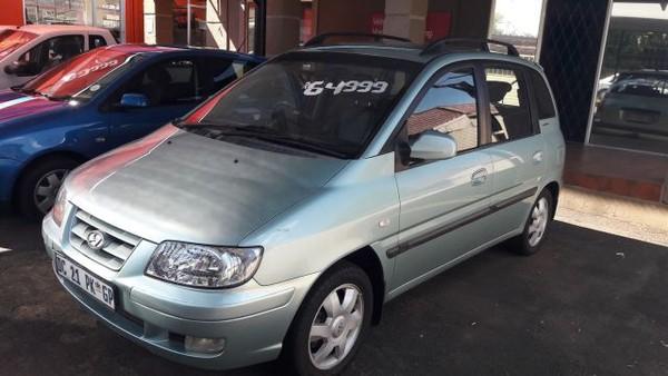 2005 Hyundai Matrix 1.6 Gls  Gauteng Springs_0