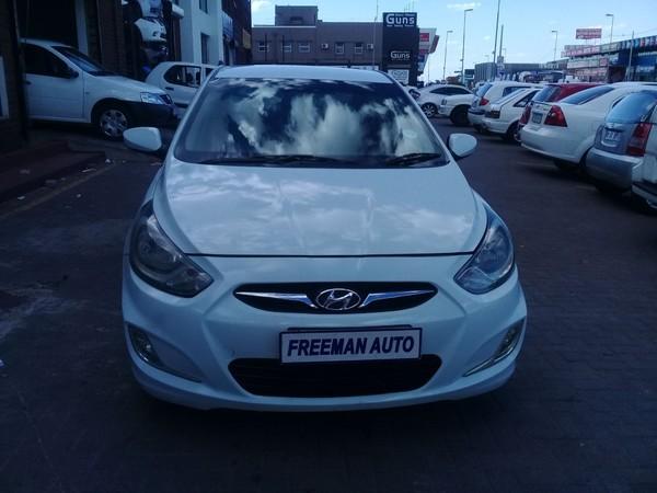 2013 Hyundai Accent 1.6 Fluid 5-Door Gauteng Bramley_0