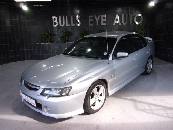 2005 Chevrolet Lumina Ss 5.7 At  Gauteng Silverton_0