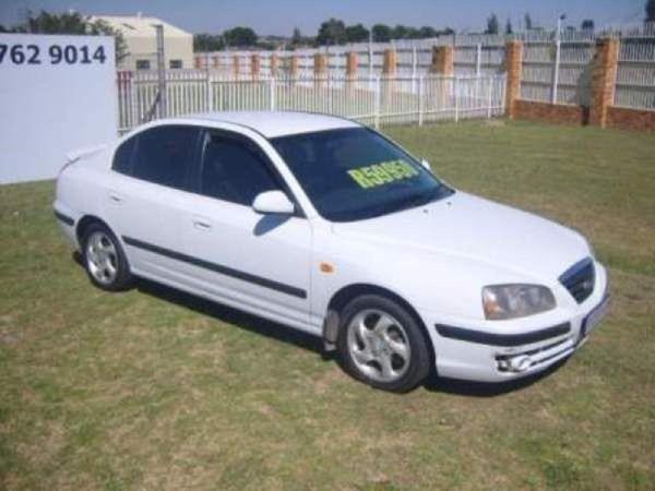 2007 Hyundai Elantra 1.6 Gls  Gauteng Roodepoort_0