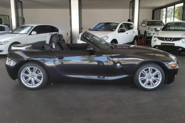 2005 BMW Z4 Z4 2.5i AUTO ROADSTER Western Cape Western Cape_0