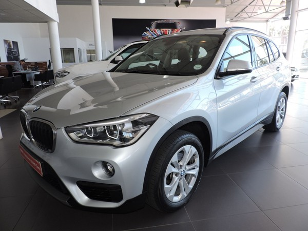 2019 BMW X1 sDRIVE18i Auto Western Cape Somerset West_0