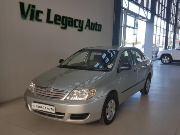 2005 Toyota Corolla 140i Gle  Gauteng Vereeniging_0