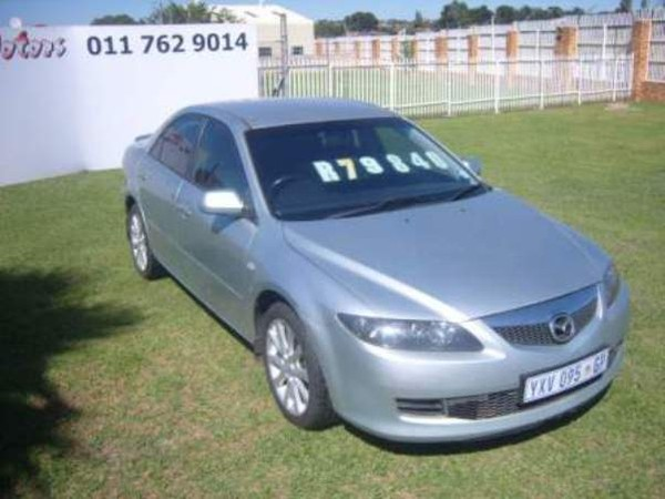 2006 Mazda 6 2.0 Active  Gauteng Roodepoort_0