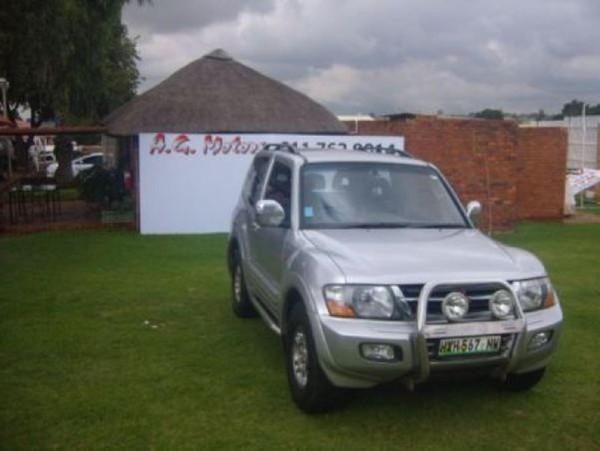 2002 Mitsubishi Pajero 3200 Di-d 3dr  Gauteng Roodepoort_0