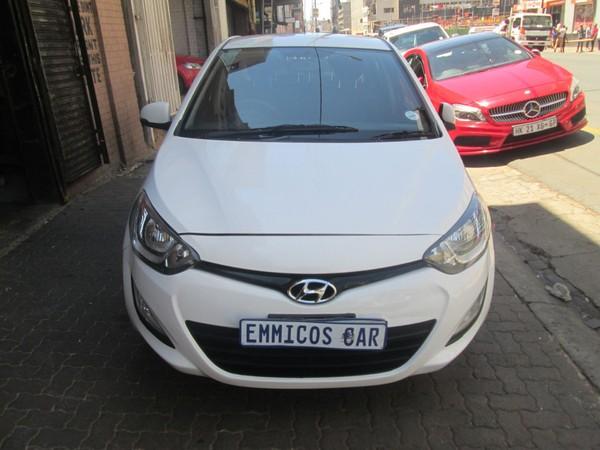 2013 Hyundai i20 1.4 Fluid  Gauteng Johannesburg_0