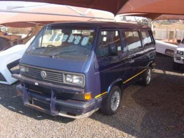 1994 Volkswagen Kombi Microbus 2.6i  Gauteng Roodepoort_0