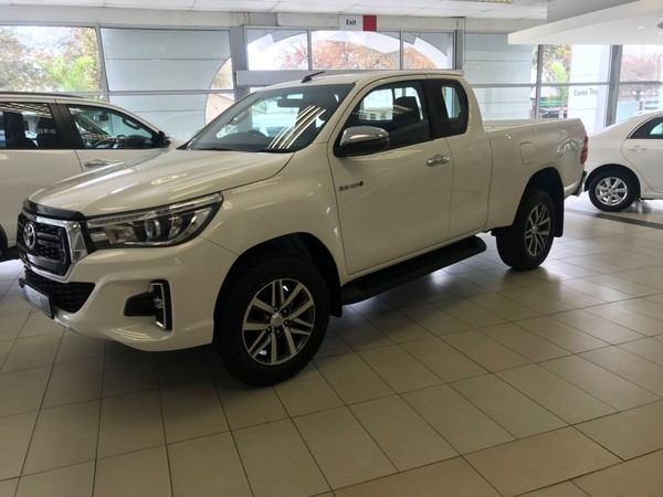 2019 Toyota Hilux 2.4 GD-6 RB SRX AT PU ECAB Western Cape Ceres_0