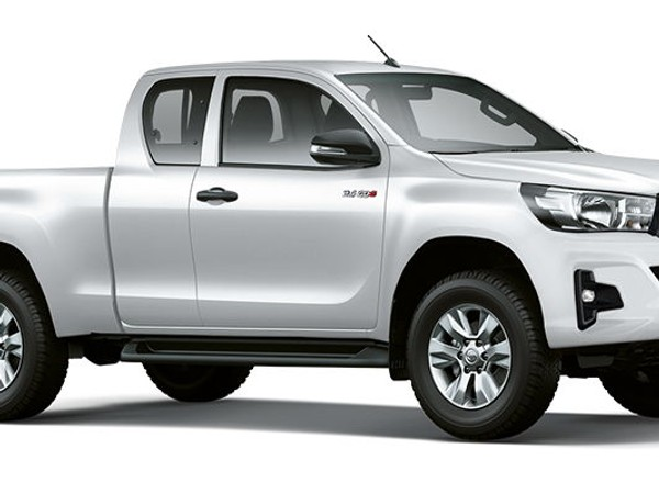 2019 Toyota Hilux 2.4 GD-6 RB SRX AT PU ECAB  SAVE R34605 Western Cape Ceres_0
