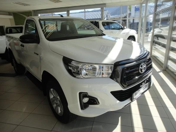 2019 Toyota Hilux 2.4 GD-6 RB SRX 4X4 Single Cab Bakkie  Western Cape Ceres_0