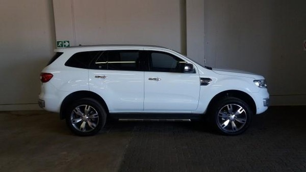 2015 Ford Everest 3.2 LTD 4X4 Auto Limpopo Nylstroom_0
