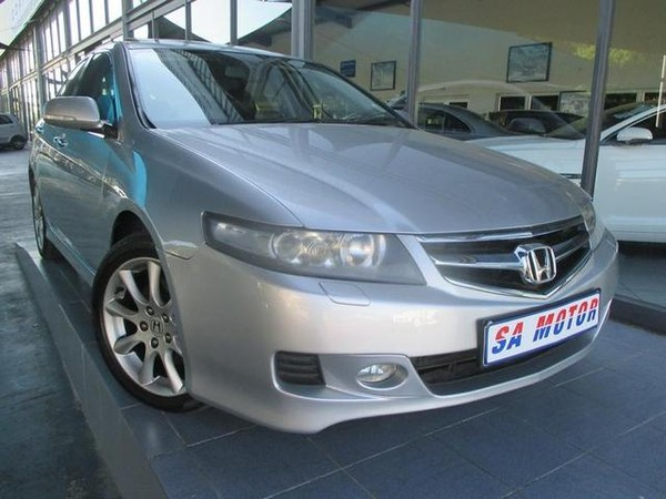 2006 Honda Accord Executive At  Gauteng Randburg_0