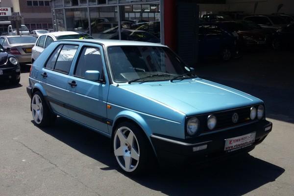 1991 Volkswagen Golf Ii Csl  Kwazulu Natal Durban_0