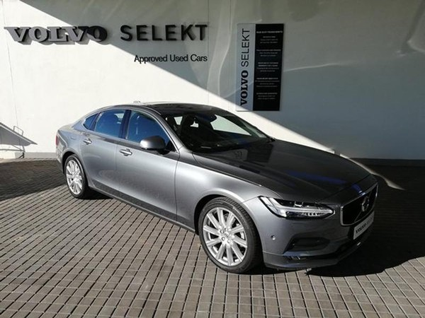 2017 Volvo S90 D5 Momentum GEARTRONIC AWD North West Province Rustenburg_0