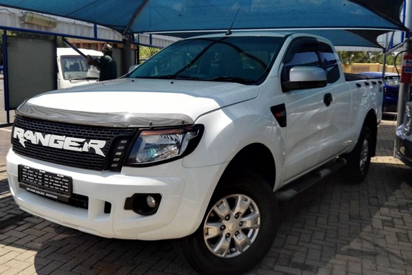 2012 Ford Ranger 3.2tdci Xls 4x4 Pu Supcab  North West Province Potchefstroom_0