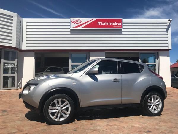 2014 Nissan Juke 1.6 Acenta   Western Cape Western Cape_0