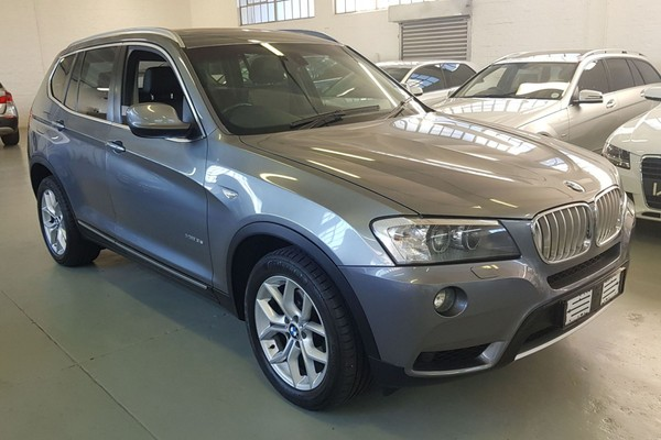 2011 BMW X3 Xdrive35i Exclusive At  Western Cape Maitland_0