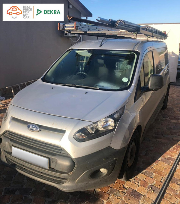 2016 Ford Transit Connect 1.6TDCi LWB FC PV Western Cape Goodwood_0