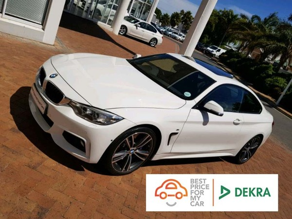2015 BMW 4 Series 435i Coupe M Sport Auto Western Cape Goodwood_0