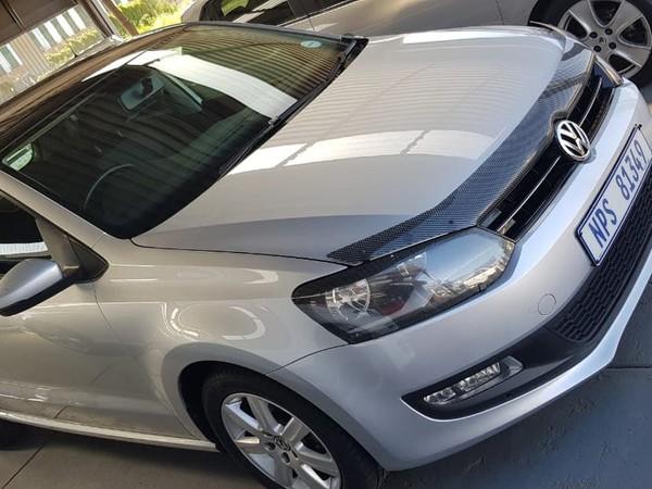2013 Volkswagen Polo 1.6 Tdi Comfortline  Gauteng Boksburg_0