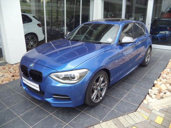 2014 BMW 1 Series M135i 5dr Atf20  Mpumalanga Secunda_0