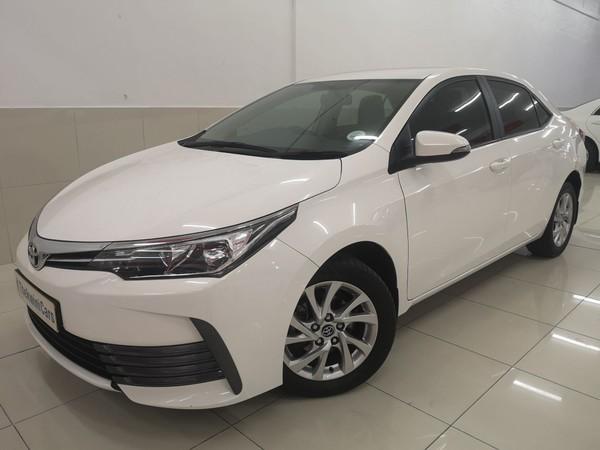 2018 Toyota Corolla 1.4D Prestige Kwazulu Natal Durban_0