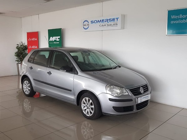 2007 Volkswagen Polo 1.6 Trendline  Western Cape Strand_0