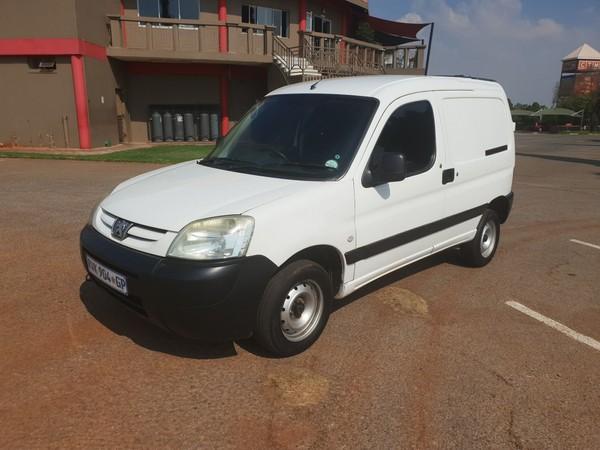2005 Peugeot Partner 1 9D Panel Van 186000km CLEAN Gauteng Brakpan_0